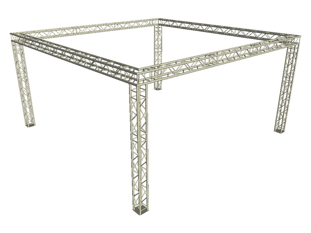Truss carre Huren